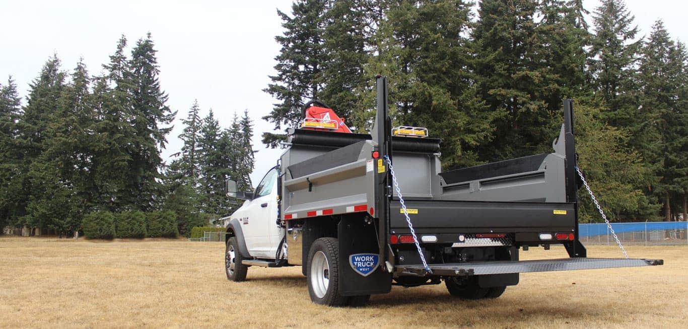 dump truck liftgate