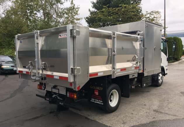 Landscape Trucks Custom Landscape Trucks Amp Dump Trucks