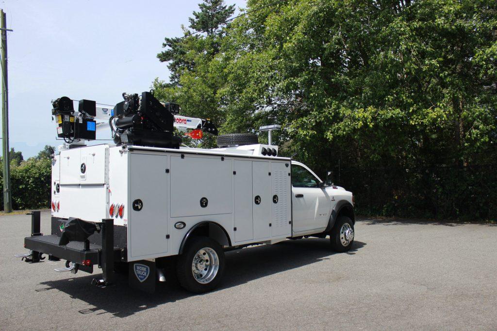 work truck west mechanic service truck for sale