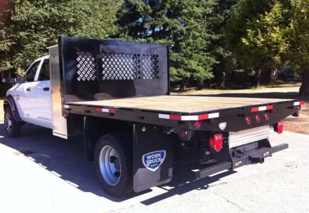 Flat Deck Trucks Amp Truck Decks Custom Flat Decks