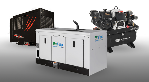 Air Compressors and Welders | Work Truck West