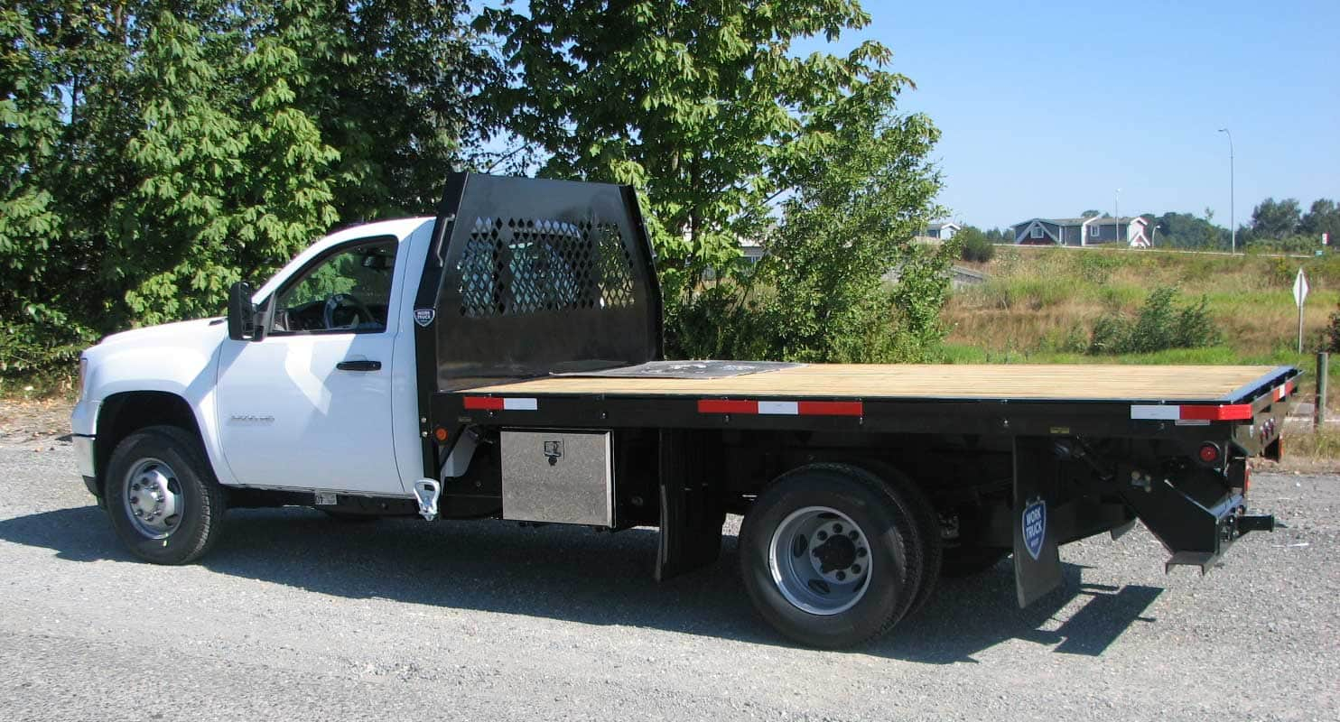 2019 Chevrolet 3500hd Flat Deck | In Stock And Ready To Go