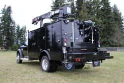 black ram service truck