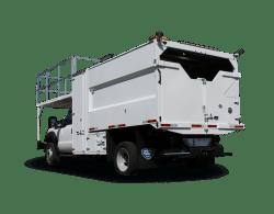 arborist chipper truck