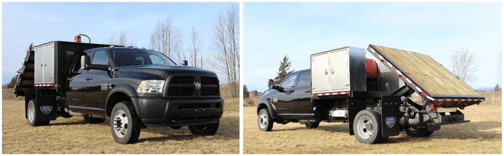 vandenberg landscape truck