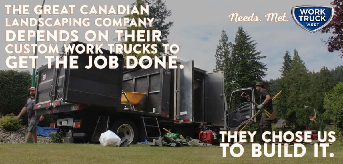 GCLC landscaping truck Needs Met