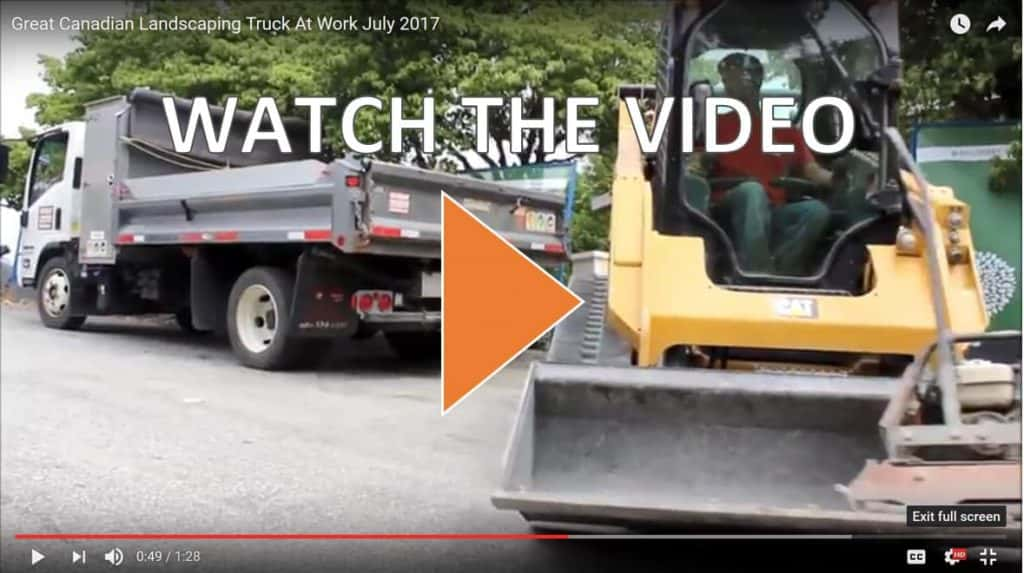 GCLC truck at work video link