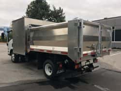 work truck west aluminum landscape truck