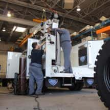 truck equipment upfit technicians