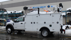 work truck west ford f550 mechanics service truck for sale autocrane