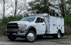 2019 ram 5500 reg cab mechanics service truck for sale lease