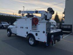 work truck west mechanics service truck deck for sale auto crane