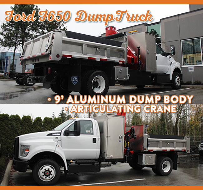 Top-Builds-of-2018-work-truck-west-Ford-F650-dump-truck