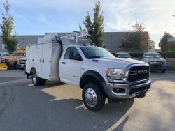 ram 5500 mechanic service truck for sale canada