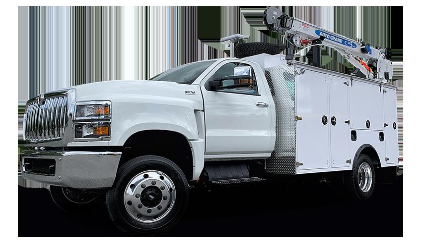 service trucks for sale in ontario