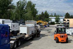 work truck west materials handler position