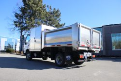 hino landscape truck for sale bc work truck west