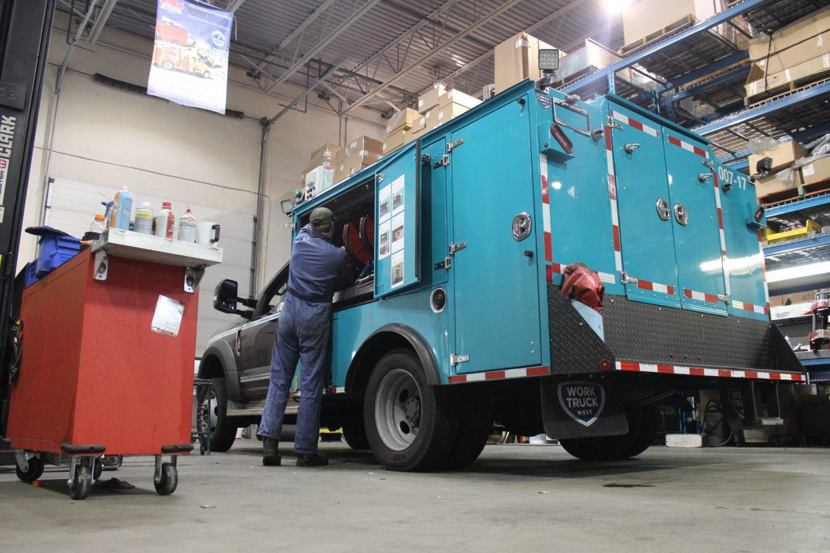 work truck west parts service