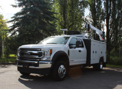 ford f550 mechanics service truck for sale canada work truck west