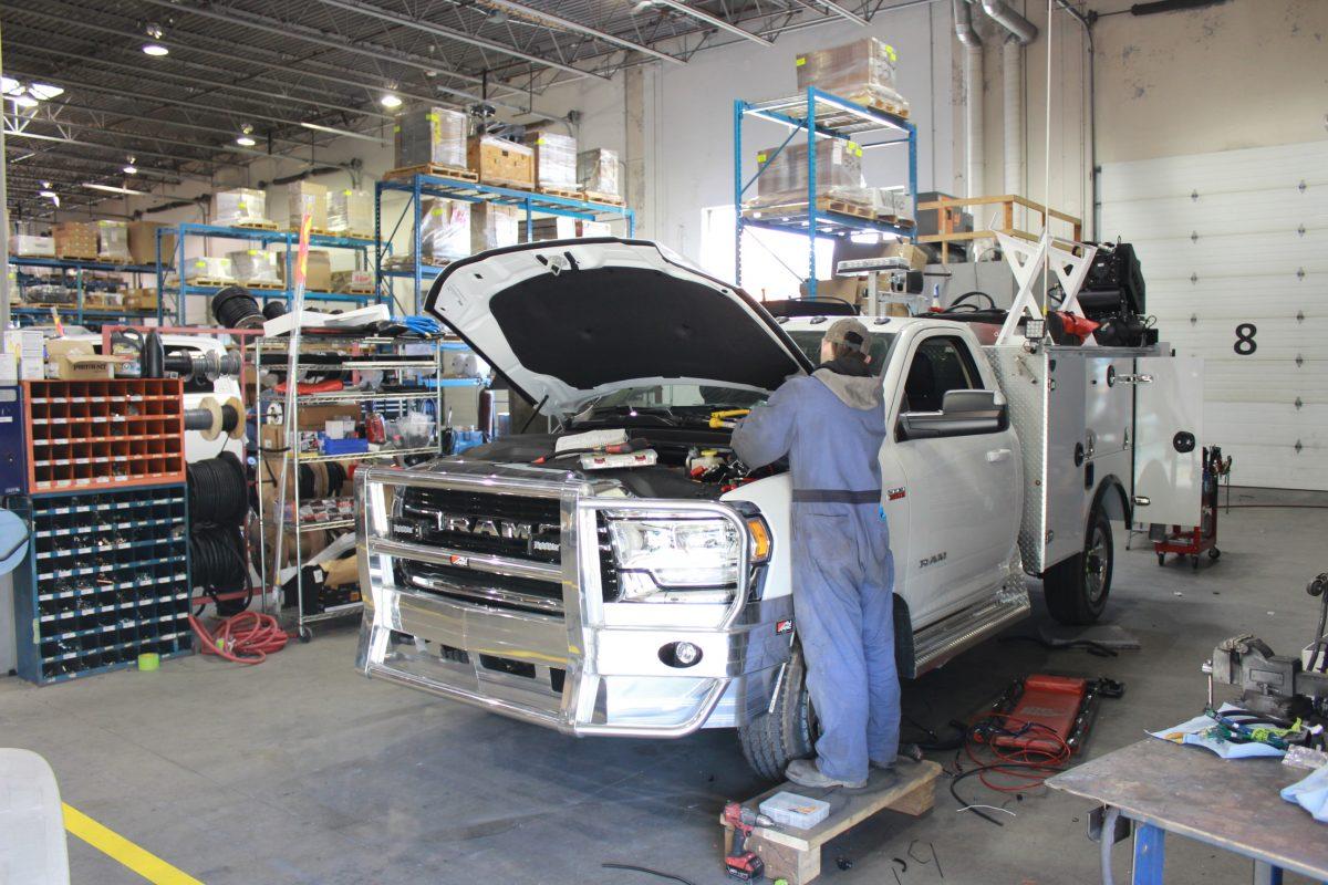 work truck west covid corona virus response plan