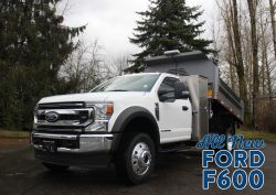 work truck west ford f600 dump truck for sale canada